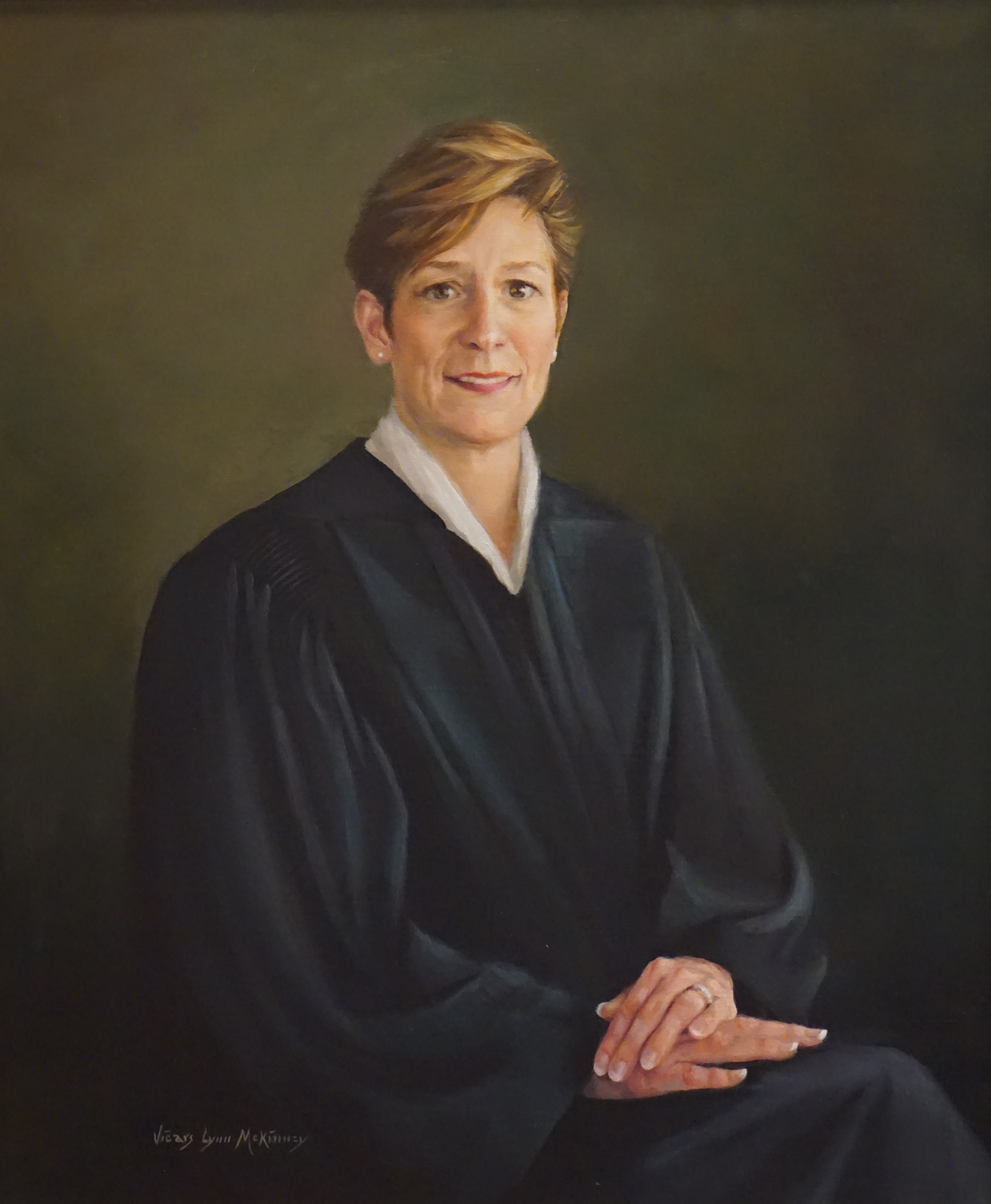 Judge Elizabeth A. McClanahan
