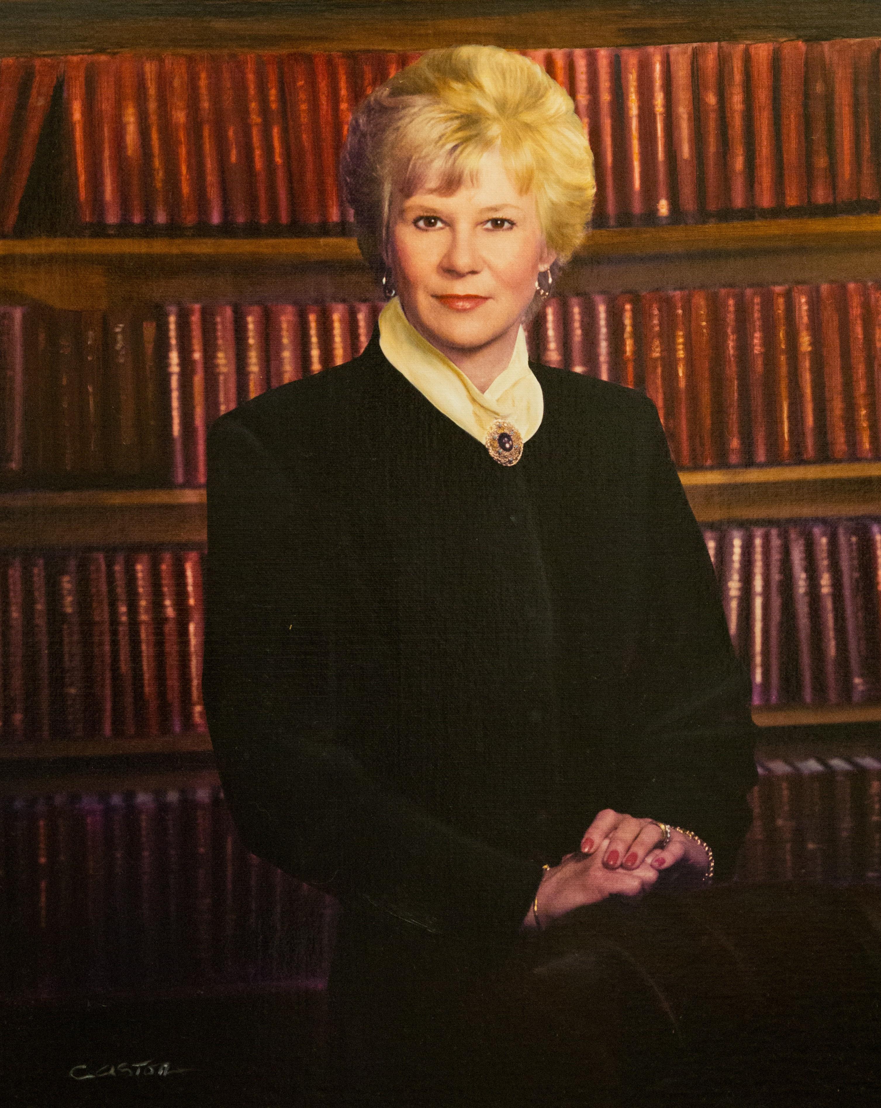 Judge Johanna L. Fitzpatrick
