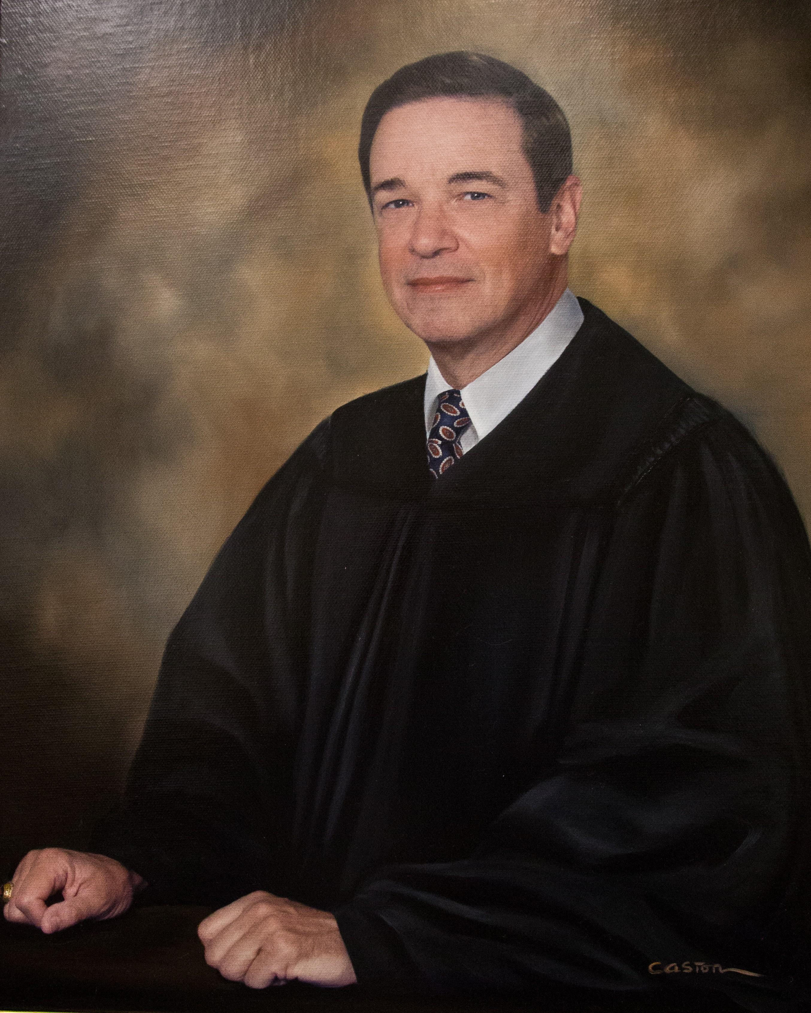 Judge Rudolph Bumgardner, III
